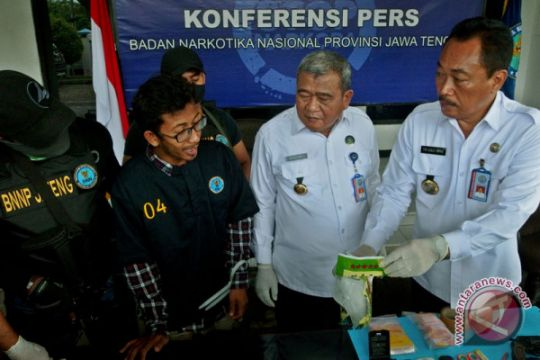 Ungkap Kasus Peredaran Narkotik