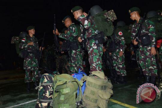 Pengamanan Perbatasan RI-Papua Nugini