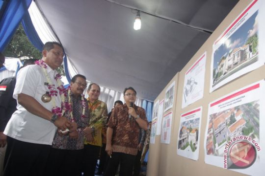 Pembangunan Gedung BNNP Jawa Timur