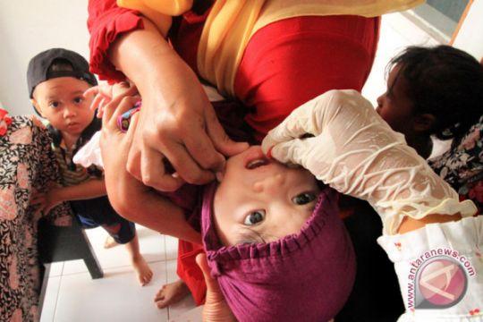 Pencakupan Vaksin MR di Indonesia