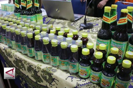 Polda Sumbar amankan 24.900 botol jamu ilegal
