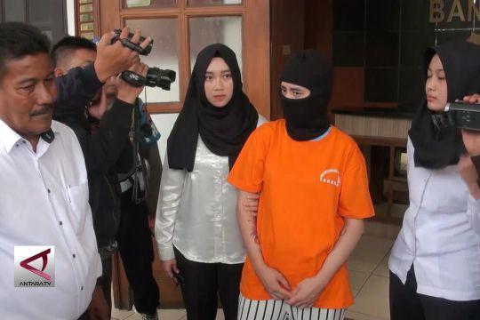 Polrestabes Bandung tangkap Ratu Bong Narkotika