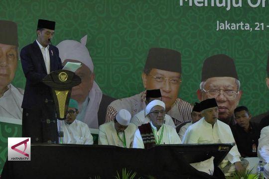 Presiden minta Polri tegas tangani penyerangan ulama