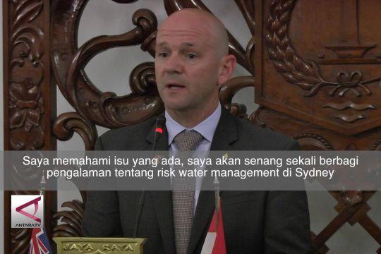 Jakarta – New South Wales sinergi kembangkan infrastruktur