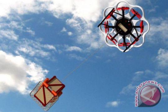 Anak bangsa ciptakan drone untuk angkut barang
