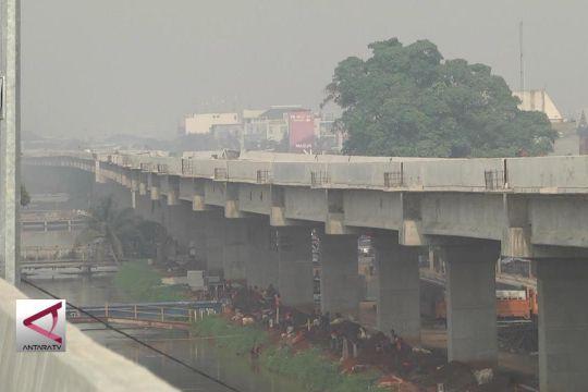 Pemerintah hentikan sementara proyek infastruktur