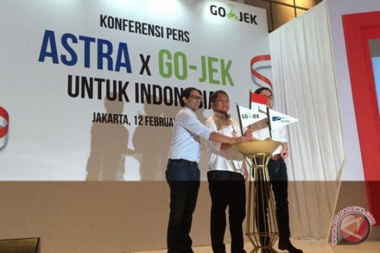 Cerita Astra International tertarik dengan Gojek