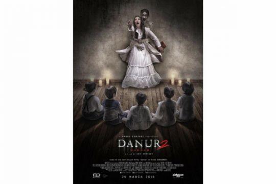 """Film """"Danur 2 Maddah"""" luncurkan trailer"""