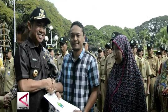 Layanan administrasi kependudukan keliling di Kota Malang