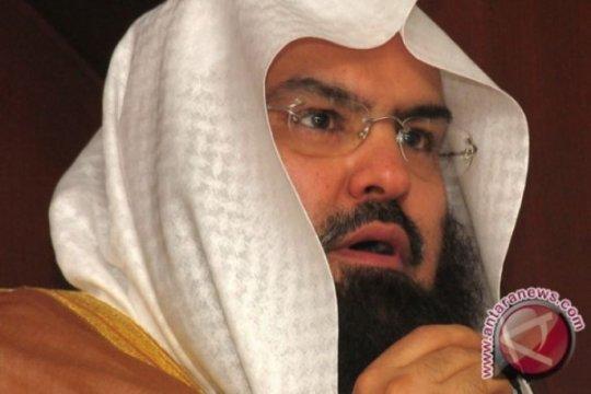 Sheikh Sudais: Islam bersih dari label tuduhan terorisme