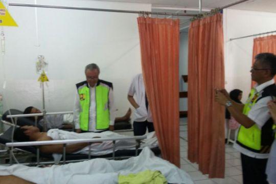 Dirjen Bina Marga pastikan korban Becakayu ditangani baik