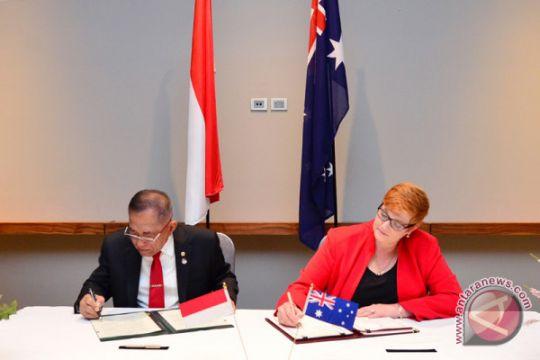 Indonesia-Australia sepakat perpanjang kerja sama pertahanan