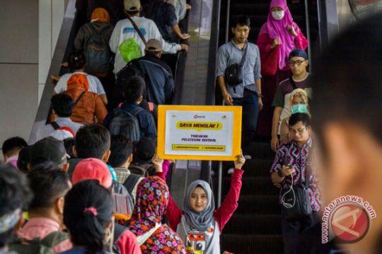 KCI ajak masyarakat cegah pelecehan seksual di transportasi publik