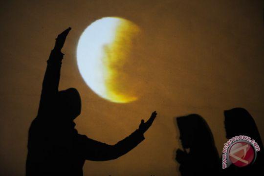 Muhammadiyah Jatim imbau warga shalat gerhana bulan