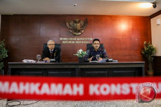 MK Klarifikasi KPK