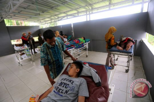 36 pasien keracunan massal di Riau masih dirawat