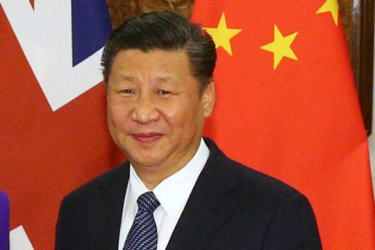 Presiden Xi pimpin gelar militer terbesar di Laut China Selatan