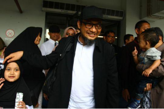 KPK terus minta polisi ungkap kasus Novel