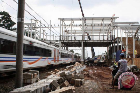 Pembangunan stasiun buaran