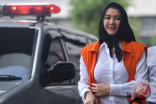 Pemeriksaan Rita Widyasari