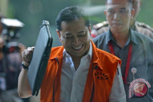Setya Novanto bantah pernyataan Nazaruddin soal Fahri Hamzah