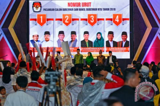 Tim Ahyar-Mori tak akui kemenangan Zul-Rohmi hasil hitung cepat