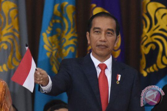 Kemarin, Jokowi ingin BEM UI lihat Asmat hingga beasiswa untuk anak Budi Tjahyanto