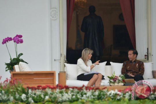 Kemarin Presiden sapa warga Ambon, Ratu Maxima ke warung Bakwan Malang