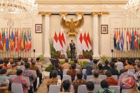"""""""Diplomasi Zaman Now"""" di raker perwakilan luar negeri RI"""