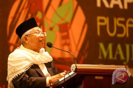 Jika menangi Pilpres, Ma'aruf letakan jabatan Ketua MUI