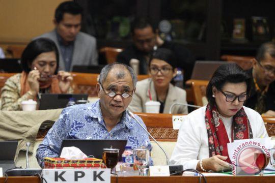 RDP Komisi III DPR - KPK