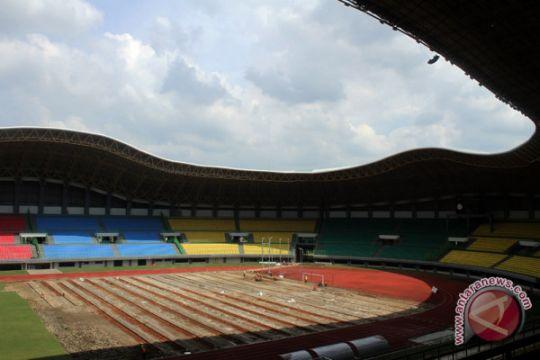 Wapres kunjungi lokasi pertandingan Asian Games