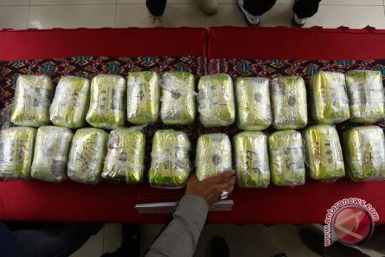 BNN gagalkan peredaran 20 kilogram narkoba