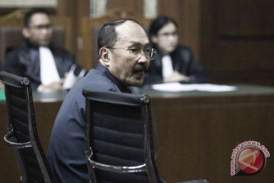 Hakim konfirmasi dokter soal pengkondisian rawat Setnov