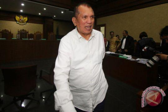 KPK panggil Chairuman Harahap kasus korupsi KTP-e