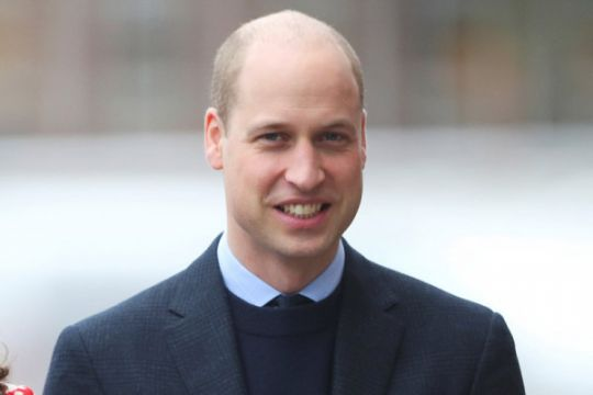 Pangeran William tak masalah bila anaknya gay