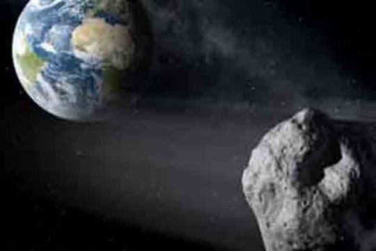 Pesawat luar angkasa NASA ambil sampel batuan asteroid