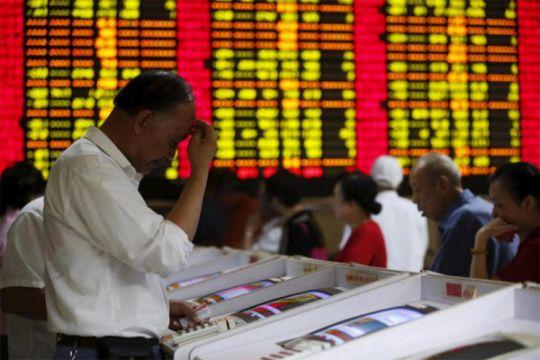 Saham China ditutup naik tajam, raih untung hari ketiga beruntun