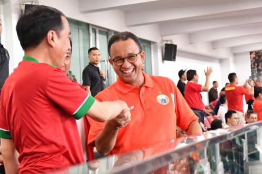 Anies mengambil hikmah dari Piala Presiden 2018