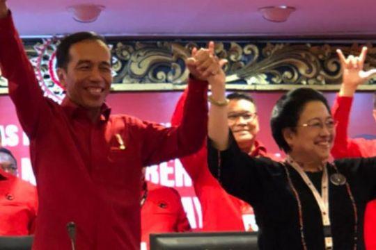Hasto ingatkan perjuangan Megawati pimpin arus bawah