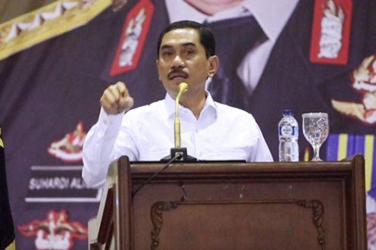 Indonesia-Singapura tingkatkan kerja sama penanggulangan terorisme