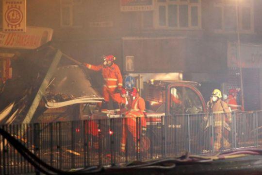 Empat tewas akibat ledakan di Leicester, Inggris