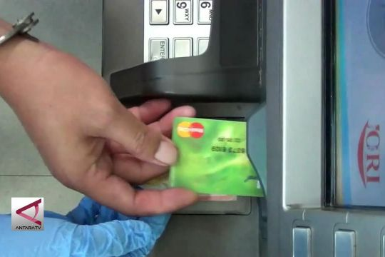 Polisi Bantul bekuk sindikat spesialis ganjal ATM