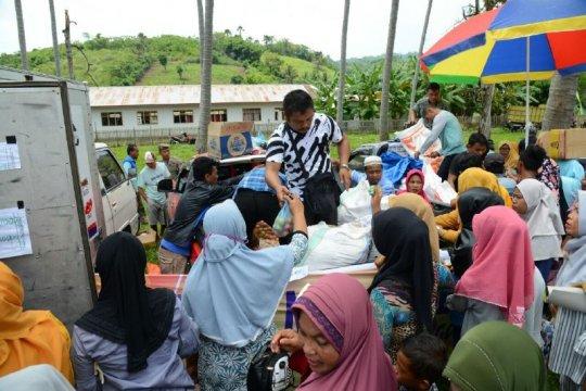 Gorontalo gelar bukber untuk 2.500 warga miskin dan anak yatim
