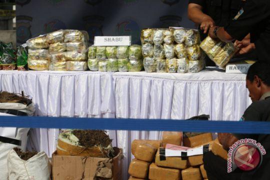BNNP Sumut sita 14 ribu butir ekstasi