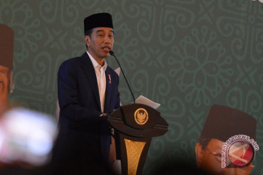 Presiden buka Festival Sholawat Nusantara