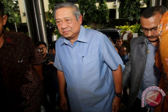 Kemarin, SBY laporkan pengacara Setnov hingga evakuasi korban longsor Bogor
