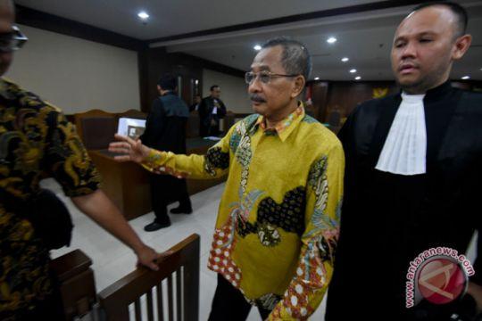 Mantan ketua PT Manado gunakan uang untuk lunasi utang