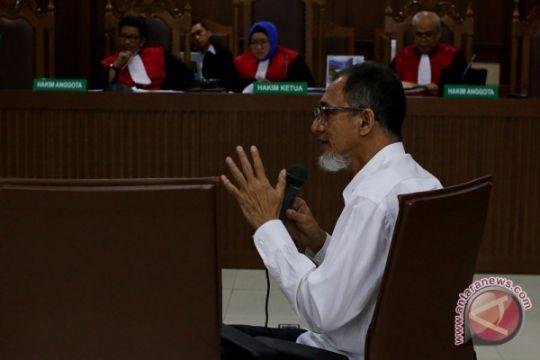 """Nofel Hasan ditolak jadi """"justice collaborator"""""""