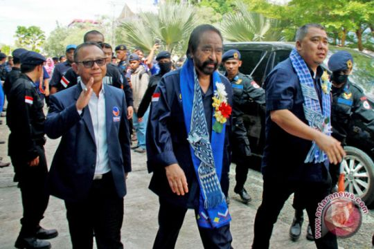 Pelantikan Dpw Partai Nasdem Sulbar